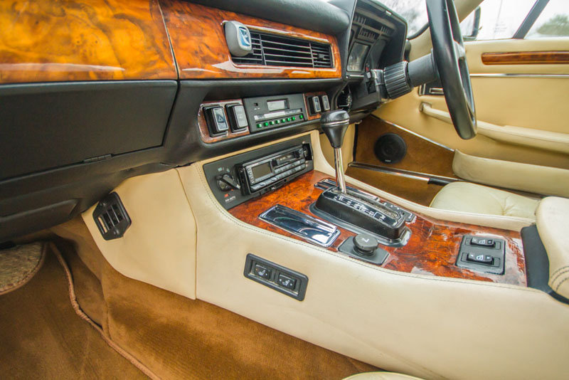 1987 Jaguar XJS Sport 5.3 V12 in outstanding condition For Sale (picture 5 of 6)