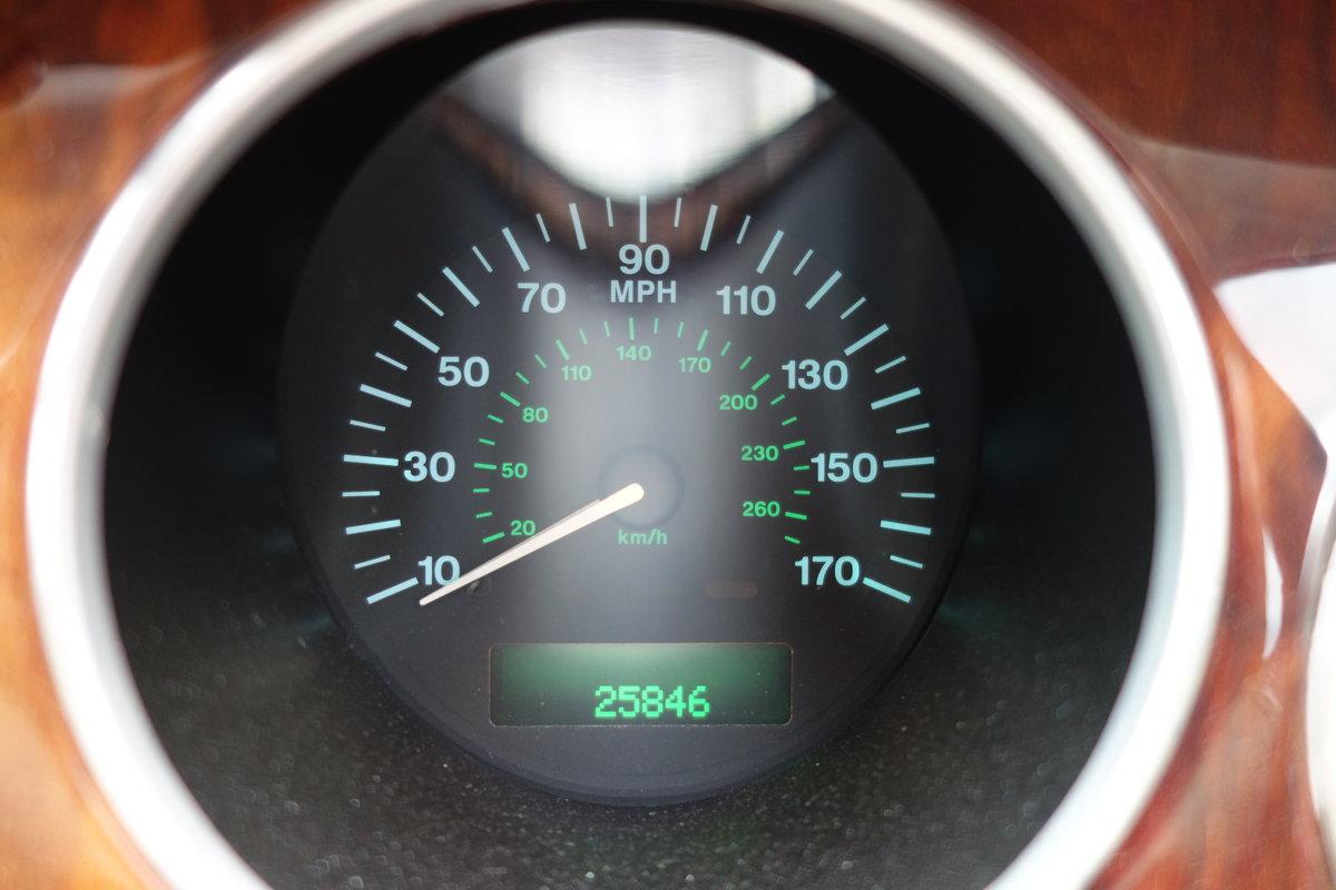 Jaguar XK8 4.0L 2dr Convertible (2000) low mileage For Sale (picture 4 of 6)