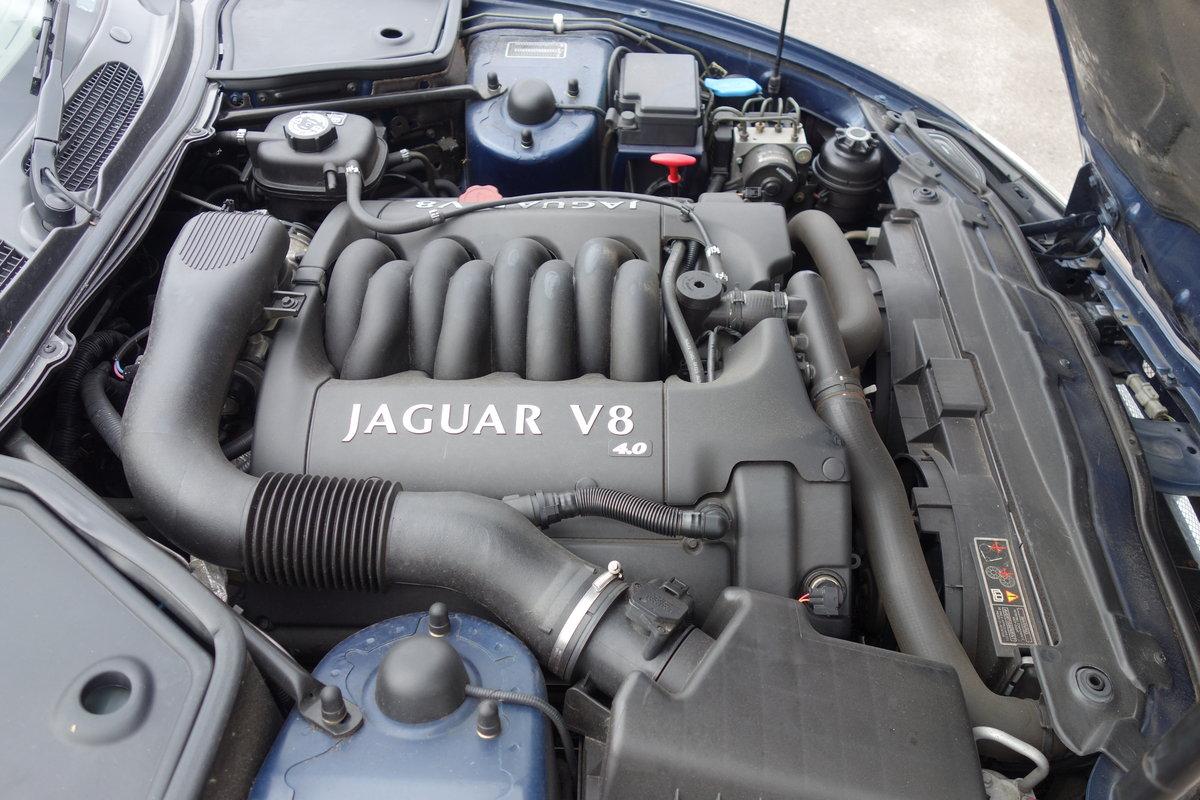 Jaguar XK8 4.0L 2dr Convertible (2000) low mileage For Sale (picture 5 of 6)
