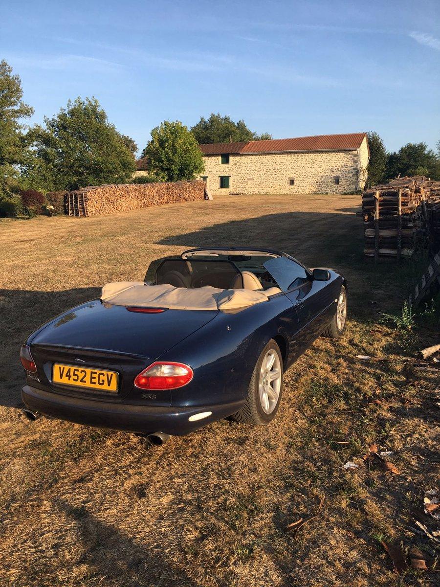 Jaguar XK8 4.0L 2dr Convertible (2000) low mileage For Sale (picture 6 of 6)