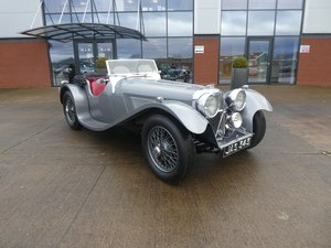1939 Jaguar SS 100  3.5 Litre For Sale