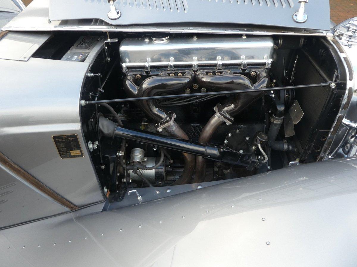 1939 Jaguar SS 100  3.5 Litre SOLD (picture 3 of 6)