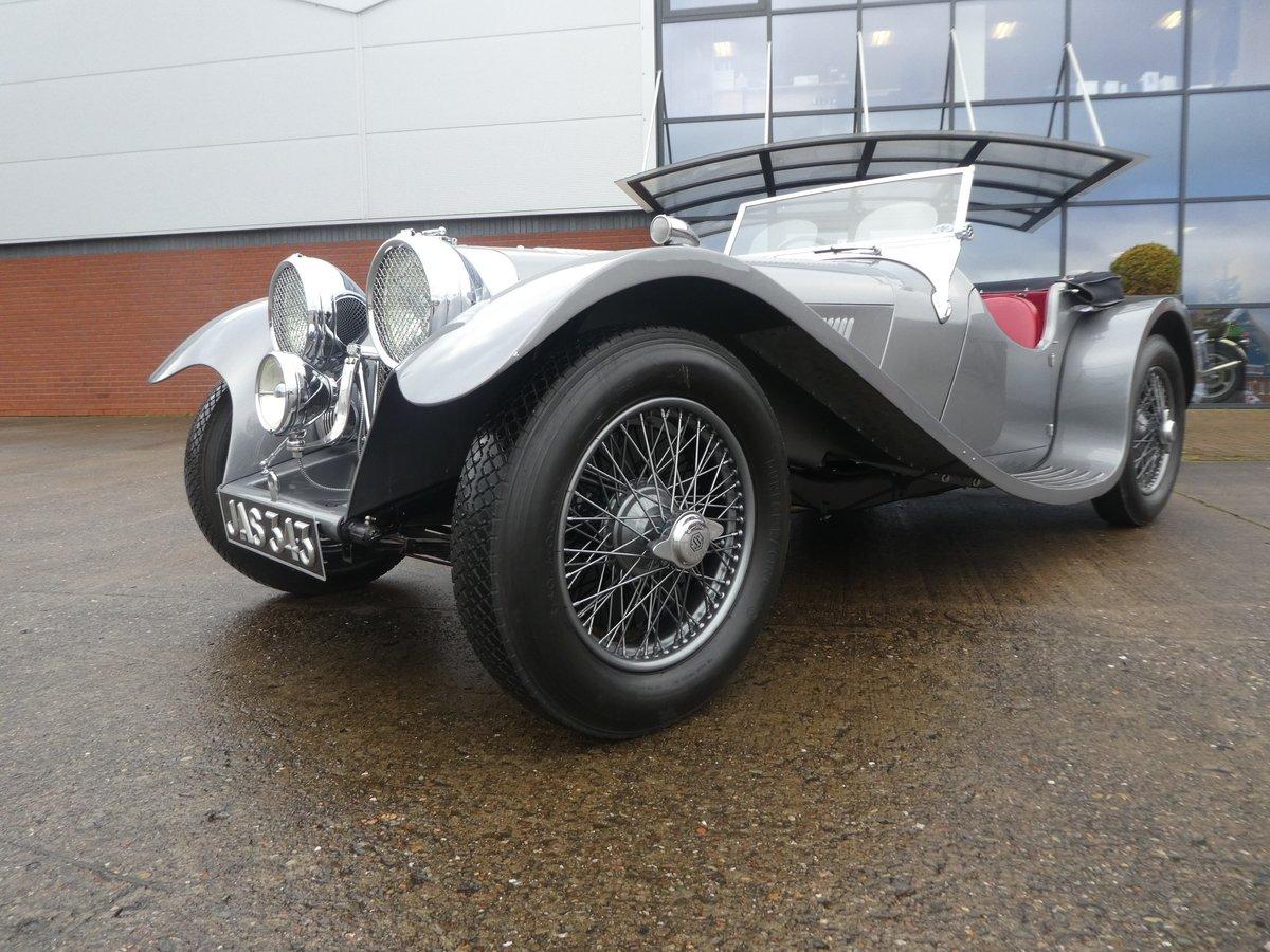 1939 Jaguar SS 100  3.5 Litre SOLD (picture 6 of 6)