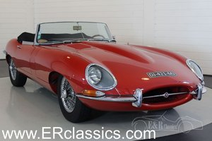 Jaguar E-Type Series 1, 3.8 ltr cabriolet 1962 For Sale