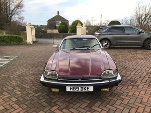 Jaguar XJS 3.6 HE Auto 1991 75k For Sale