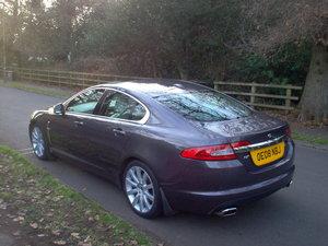 2008 Jaguar XF Premium Luxury 2.7. Diesal For Sale