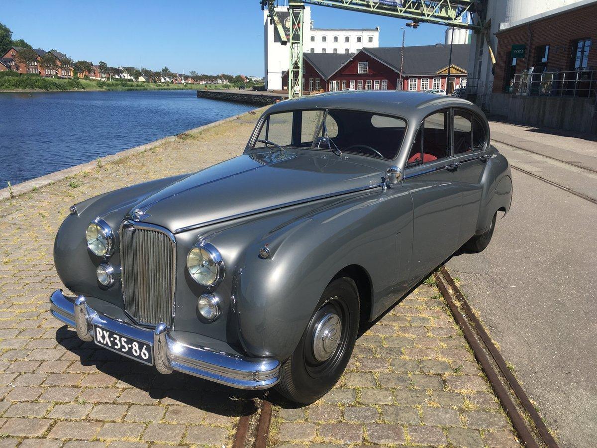 Jaguar Limousine Mk. VII 1955 LHD For Sale (picture 1 of 6)
