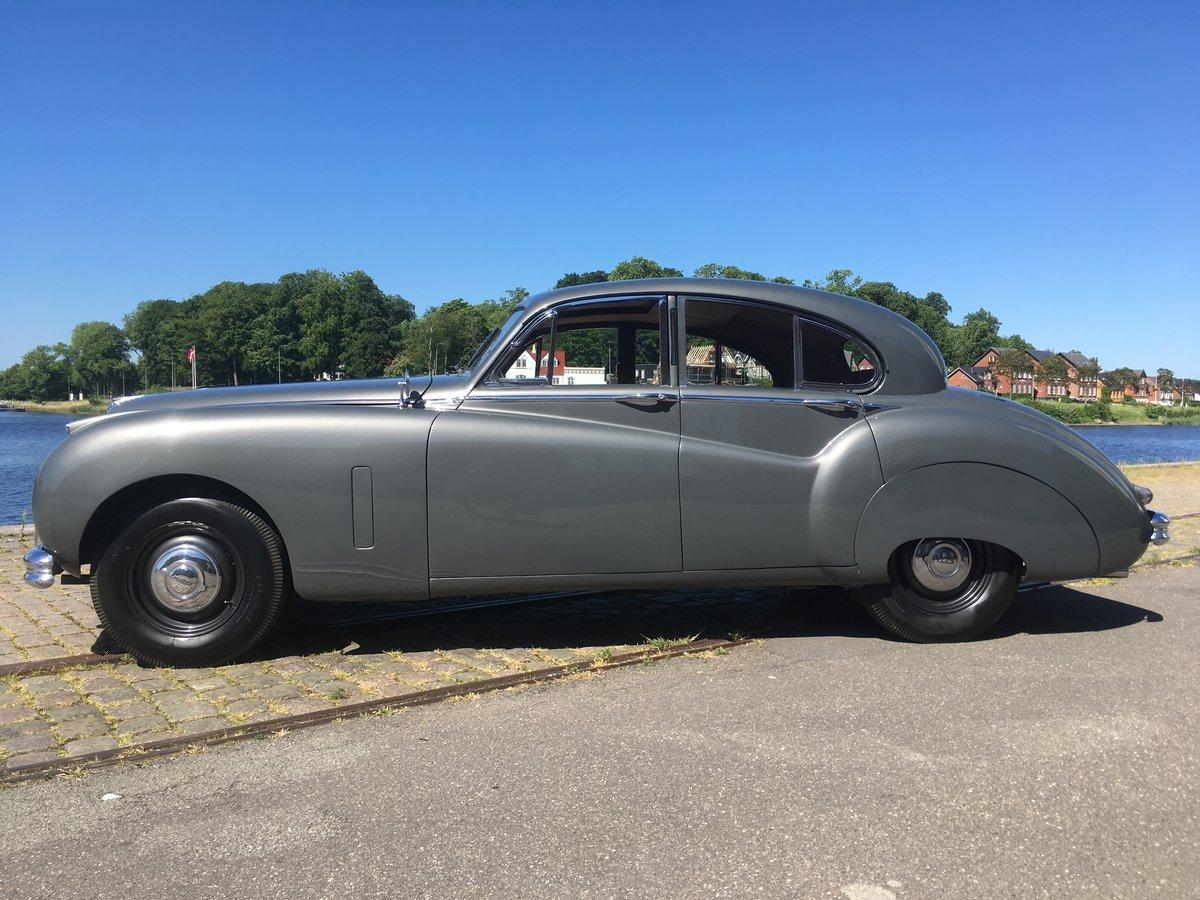 Jaguar Limousine Mk. VII 1955 LHD For Sale   Car And Classic