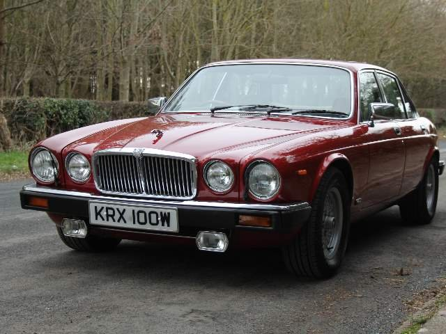 1981 Jaguar XJ6 Series III 4.2, 34k miles, 1st owner Sony SOLD (picture 2 of 6)