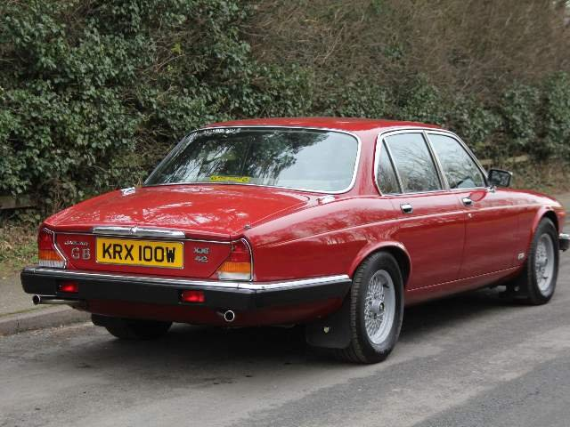 1981 Jaguar XJ6 Series III 4.2, 34k miles, 1st owner Sony SOLD (picture 3 of 6)