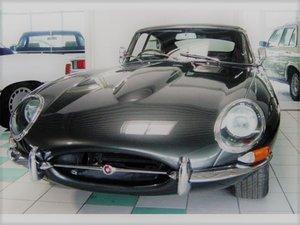 1963 BODY OFF RESTORED RHD SERIES 1 3.8L FHC - STUNNING SOLD