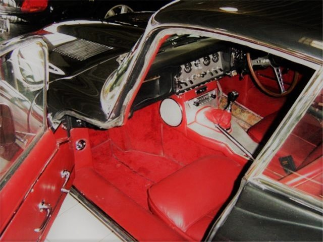 1963 BODY OFF RESTORED RHD SERIES 1 3.8L FHC - STUNNING SOLD (picture 2 of 6)
