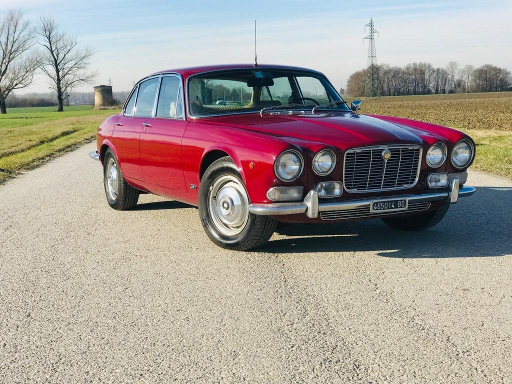 1971 JAGUAR XJ6 4.2 *ASI* For Sale (picture 1 of 6)