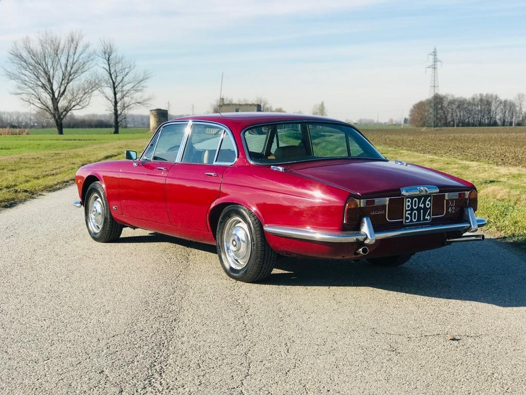 1971 JAGUAR XJ6 4.2 *ASI* For Sale | Car And Classic