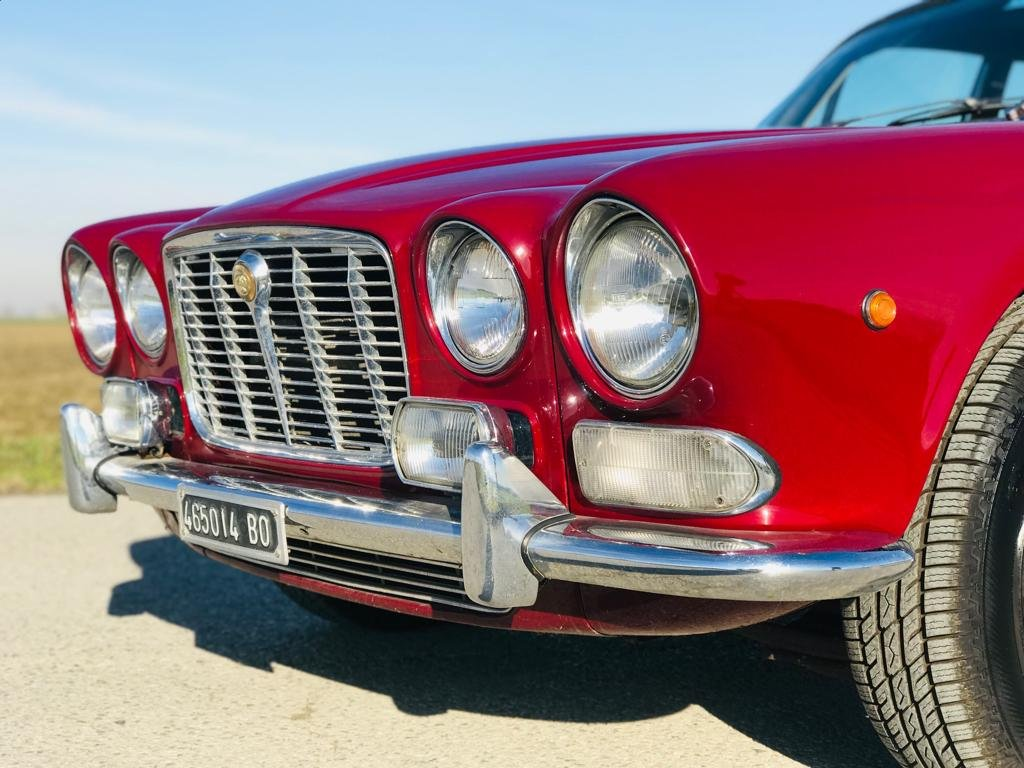 1971 JAGUAR XJ6 4.2 *ASI* For Sale (picture 3 of 6)