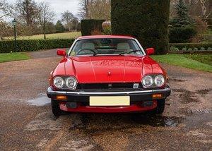 1991 Jaguar XJS Le Mans Coupé (5.3 litre) SOLD by Auction