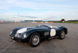 1952  Jaguar C Type Replica
