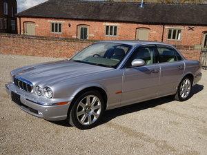 JAGUAR XJ8 4.2 V8 SE LWB 2003 19,000  MILES FROM NEW For Sale