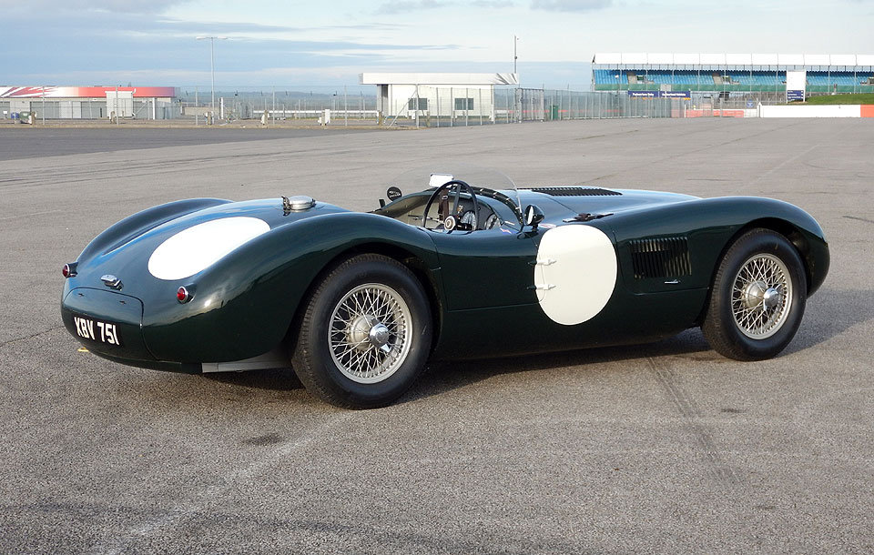 1952 Jaguar C Type Replica For Sale (picture 2 of 6)
