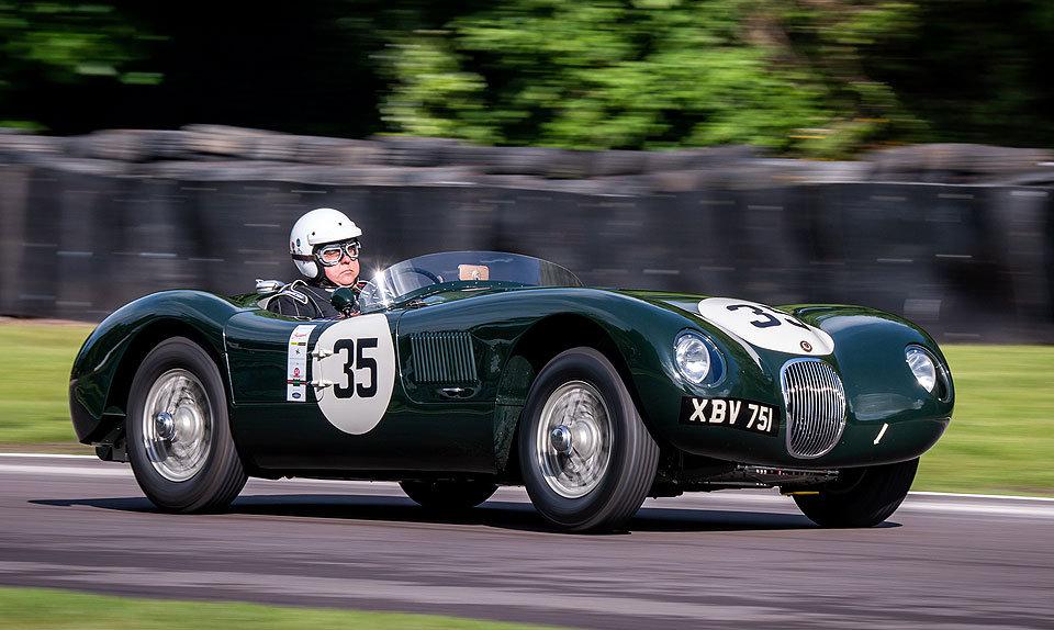 1952 Jaguar C Type Replica For Sale (picture 5 of 6)
