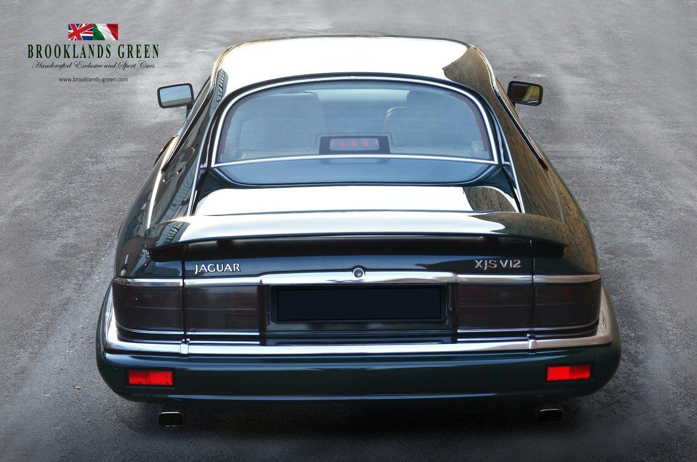 1994 Jaguar XJS coupe 6 litre v12 For Sale (picture 3 of 6)
