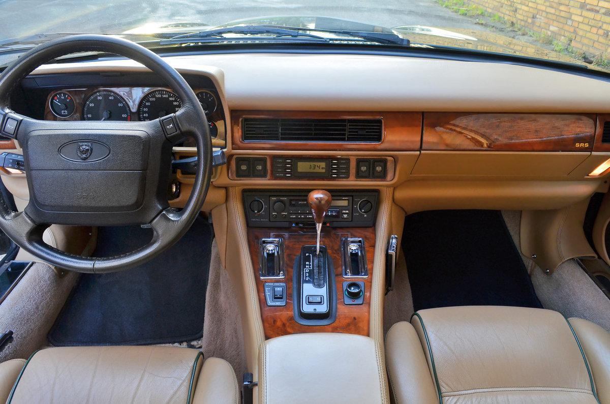 1994 Jaguar XJS coupe 6 litre v12 For Sale (picture 6 of 6)