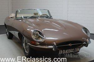 Jaguar E-type Series 1 convertible 1961 Outside bonnet lock For Sale