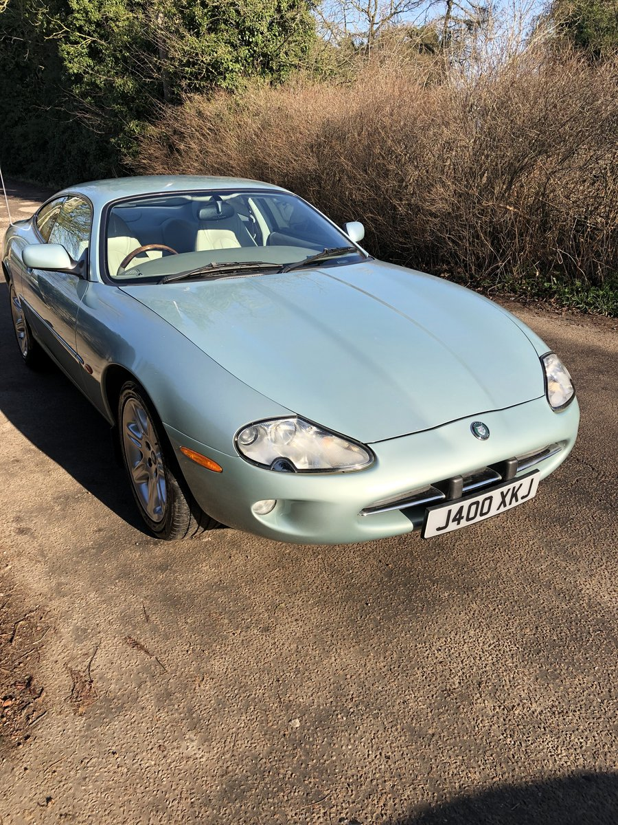 2000 Jaguar XK8, ONLY 59,000 miles  For Sale (picture 1 of 6)