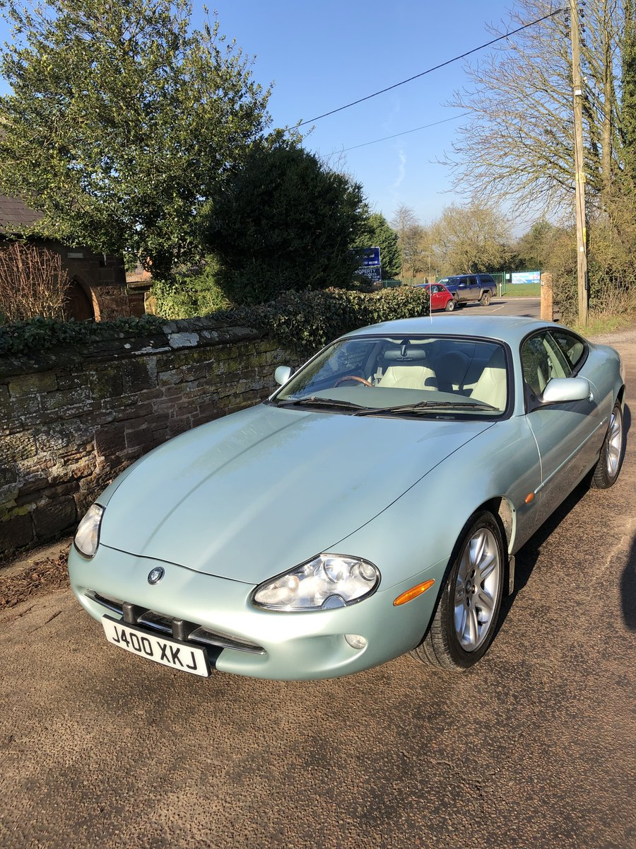 2000 Jaguar XK8, ONLY 59,000 miles  For Sale (picture 2 of 6)