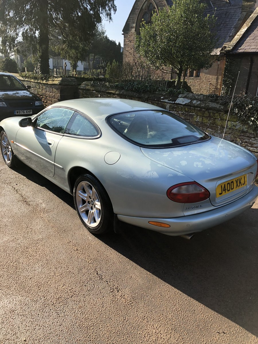 2000 Jaguar XK8, ONLY 59,000 miles  For Sale (picture 3 of 6)
