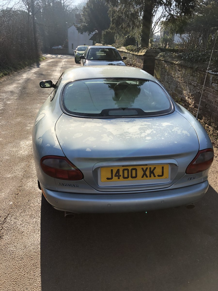 2000 Jaguar XK8, ONLY 59,000 miles  For Sale (picture 4 of 6)