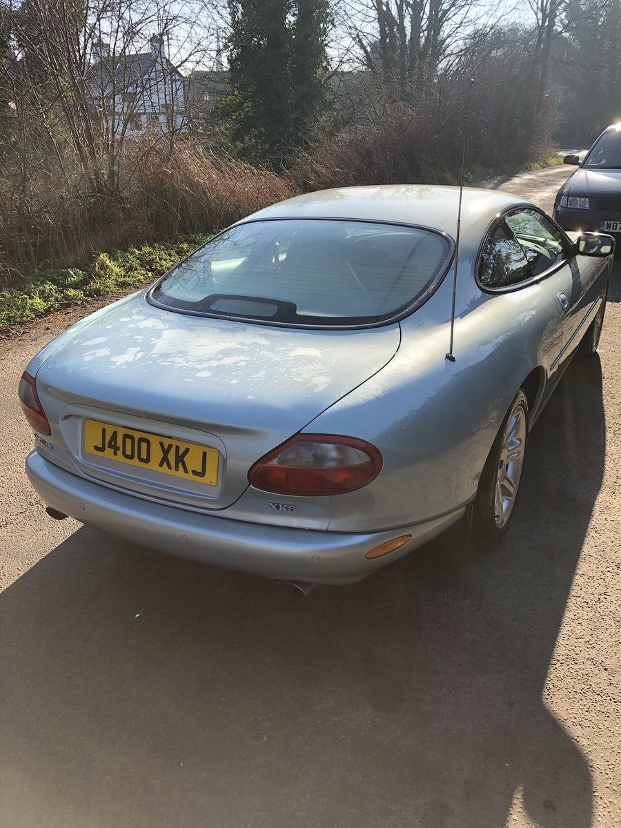 2000 Jaguar XK8, ONLY 59,000 miles  For Sale (picture 5 of 6)