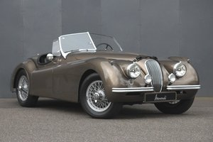 1953 Jaguar XK 120 Roadster LHD