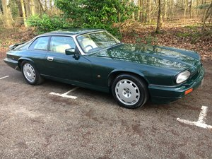 1992 Jaguar XJR-S 6.0 V12 facelift in unmarked condition 80 Pics  For Sale