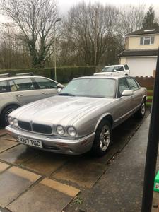 2000 Jaguar xj8 Sport
