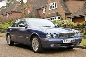 2003 Jaguar XJ8 3.5 SE (Only 21,000 Miles) For Sale