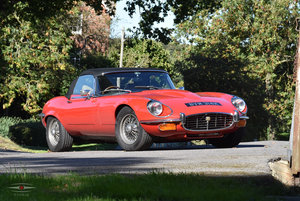 1971 Jaguar E-Type Series 3 V12 OTS For Sale