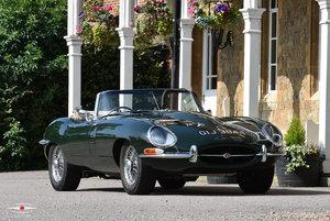 1967 Jaguar E-Type Series 1 4.2 OTS  SOLD