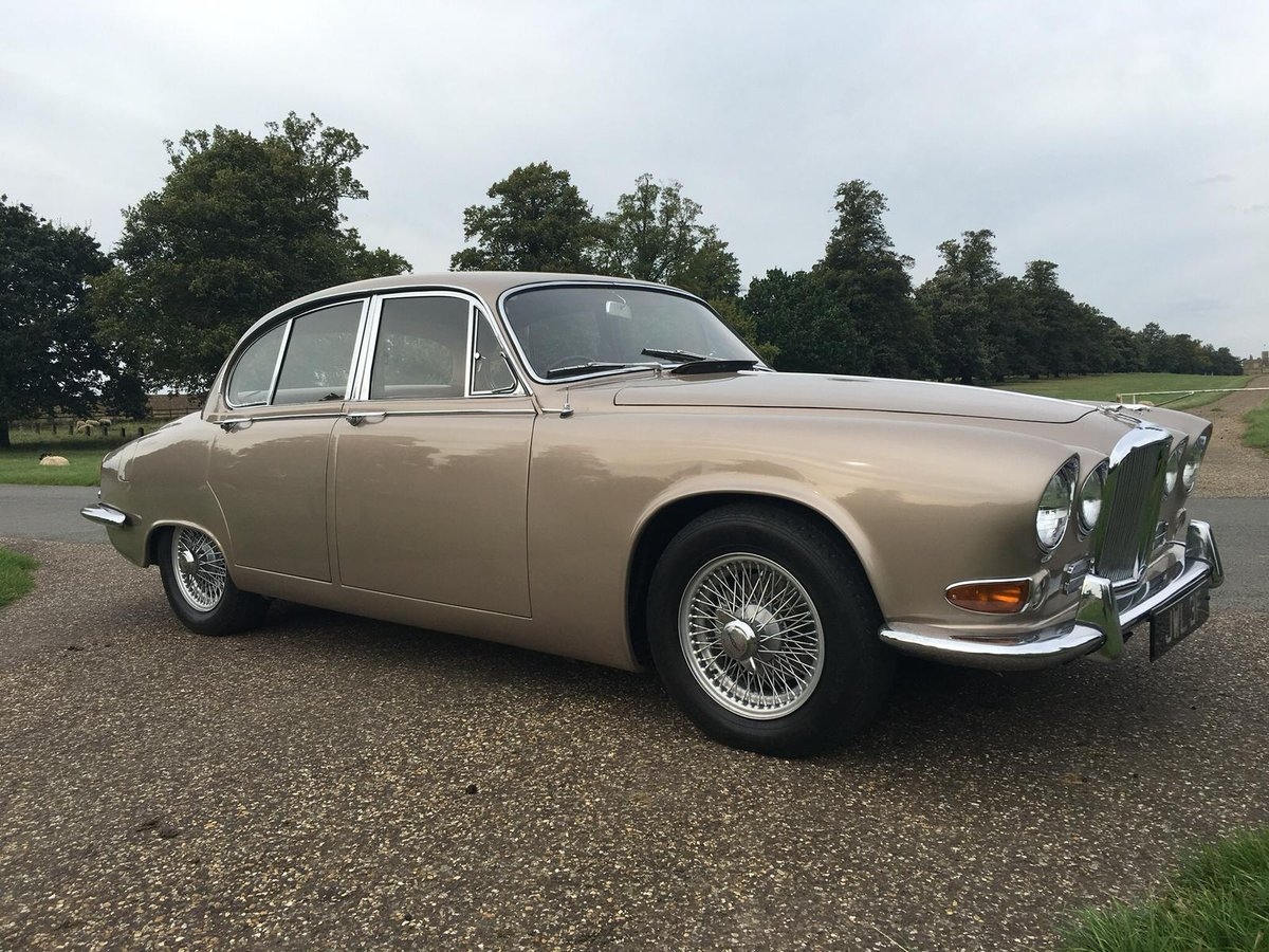 1967 Jaguar 420 low mileage For Sale (picture 6 of 6)