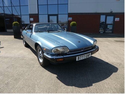 1984 Jaguar XJS-C Burberry Special Edition For Sale (picture 1 of 6)
