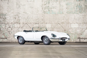 1962 Jaguar E-Type Series I Roadster  For Sale