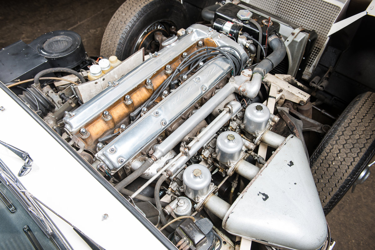 1962 Jaguar E-Type Series I Roadster  For Sale (picture 5 of 6)
