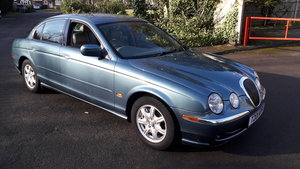 1999 JAGUAR S-TYPE 3.0 V6 AUTOMATIC