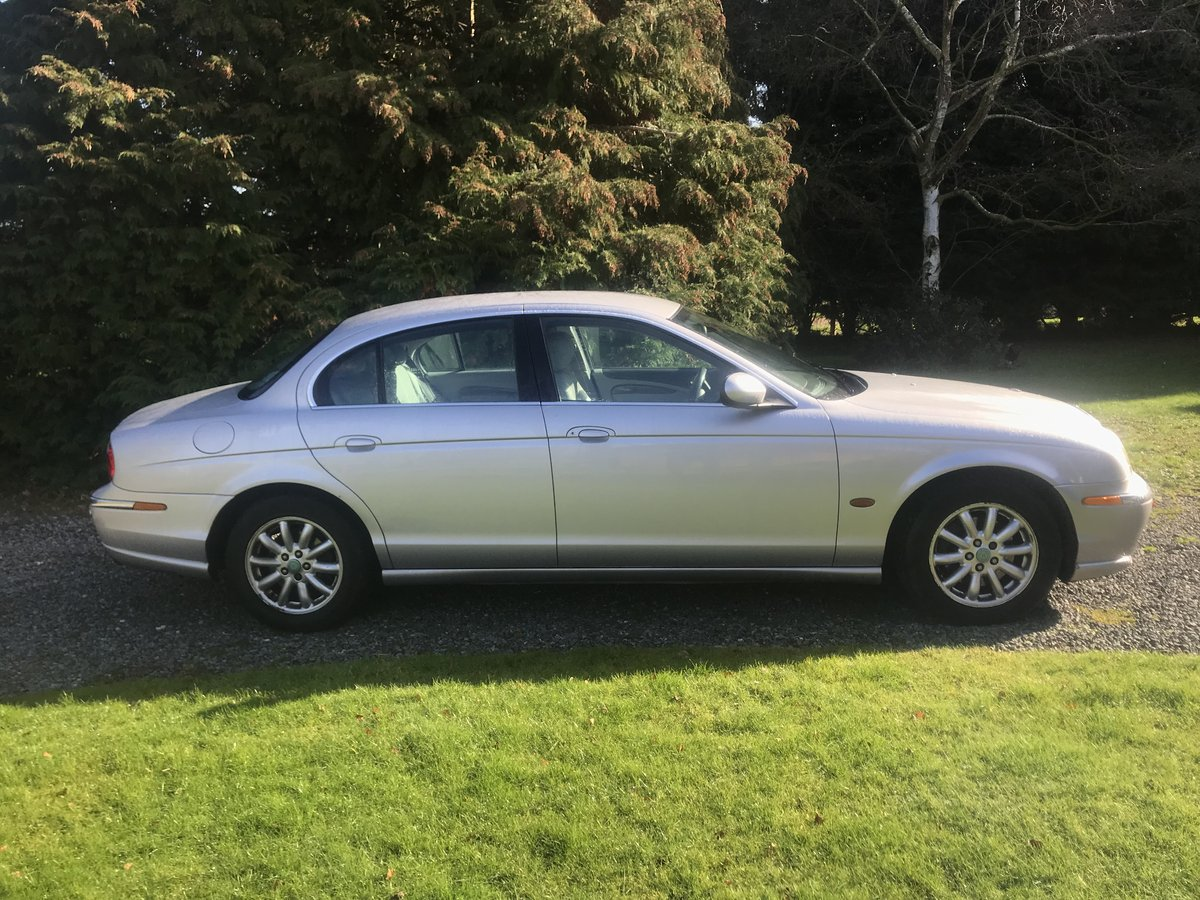 2003 JAGUAR S-TYPE SOLD (picture 2 of 6)