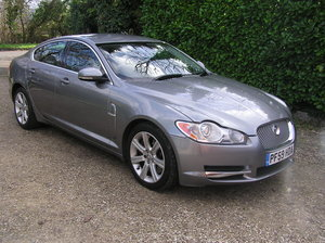 1010 jaguar xf 3.0d luxury automatic For Sale