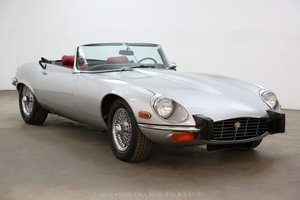 1974 Jaguar XKE V12 Roadster For Sale