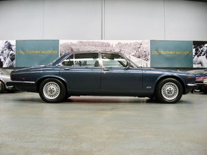 1987 Jaguar XJ12 Series 3 Sovereign V12