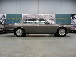 1991 Jaguar XJ12 Series 3 V12 For Sale