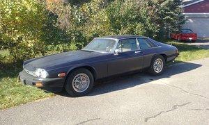 October 1975 Jaguar XJ-S