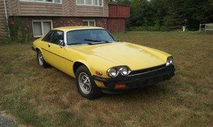 1978 Jaguar XJ-S Cotswold Yellow RHD UK-Spec